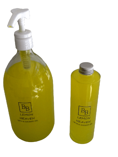 Lemon Heaven Shower Gel & Body Wash